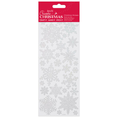 Snowflake Stickers image number 1