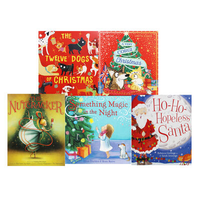 Winter Magic: 10 Kids Picture Books Bundle image number 3