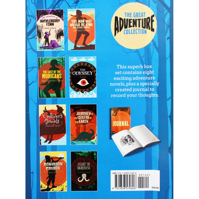 The Great Adventure Collection: 9 Book Box Set image number 4
