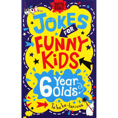 Jokes For Funny Kids - 6 Year Olds image number 1