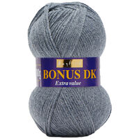 Bonus DK: Granite Marl Yarn 100g