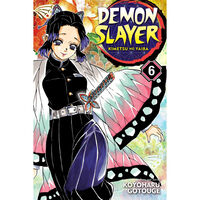 Demon Slayer: Kimetsu no Yaiba Volume 6