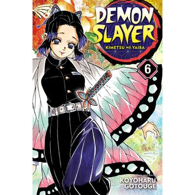 Demon Slayer: Kimetsu no Yaiba Volume 6 image number 1