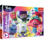 Trolls World Tour 24 Piece Maxi Jigsaw Puzzle image number 1