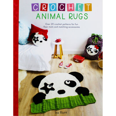 Crochet Animal Rugs image number 1