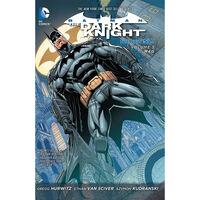 Batman The Dark Knight: Mad - Volume 3