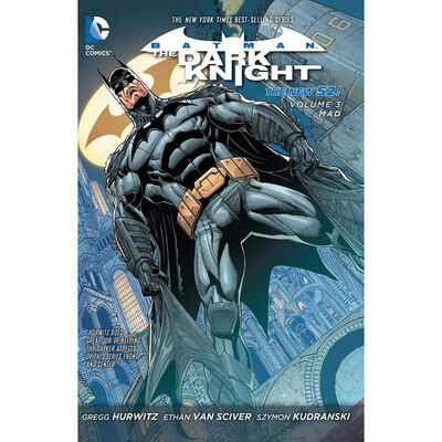 Batman The Dark Knight: Mad - Volume 3 image number 1