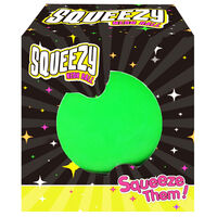 Assorted Squeezy Neon Ball