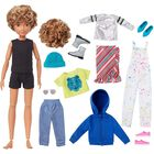 Creatable World Deluxe Character Kit: Blonde Curly Hair image number 2