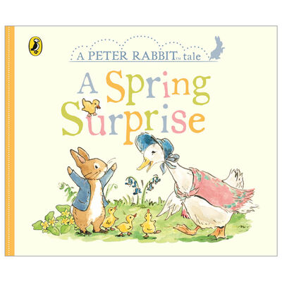 Peter Rabbit Tales: A Spring Surprise image number 1