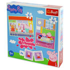 Peppa Pig 2-in-1 Jigsaw Puzzle Set image number 2