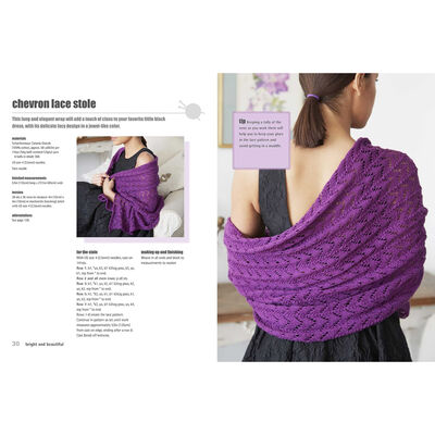 Modern Knitted Shawls and Wraps image number 2