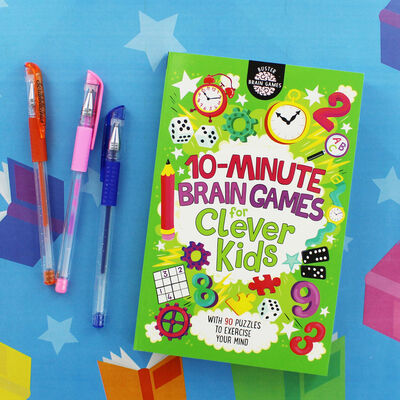 10-Minute Brain Games for Clever Kids image number 3