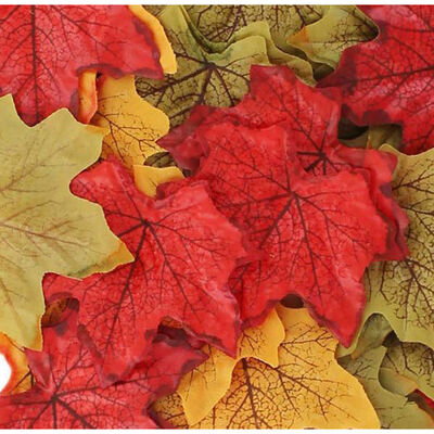 Craft Leaves - Pack Of 50 image number 2