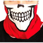 Skull Mouth Snood image number 3