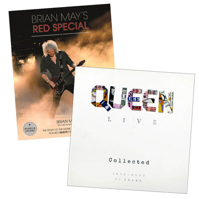 Queen Collection Book Bundle image number 1