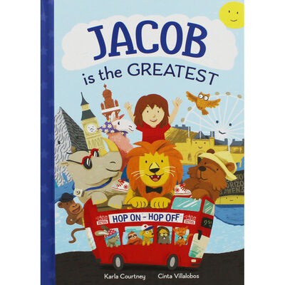 Jacob is the Greatest image number 1