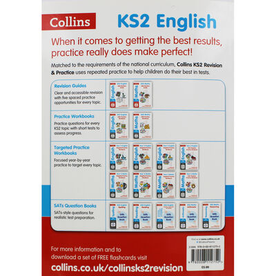 KS2 English SATs Revision Guide image number 3