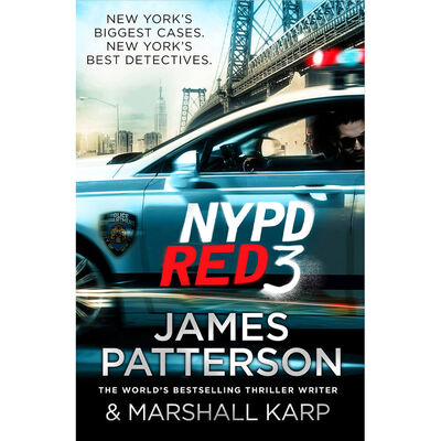 James Patterson NYPD: 5 Book Collection image number 4