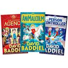 David Baddiel Collection: 3 Book Collection image number 1