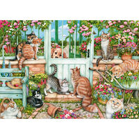 The Greenhouse 1000 Piece Jigsaw Puzzle