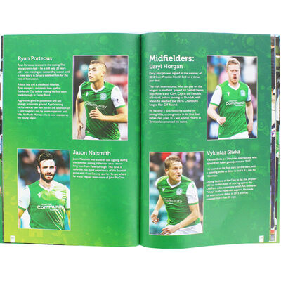 The Official Hibernian FC Annual 2020 image number 2