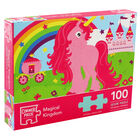 Magical Kingdom 100 Piece Jigsaw Puzzle image number 1