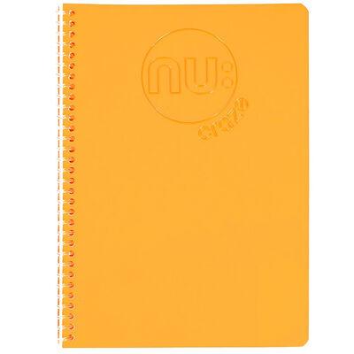 Nu Craze Glow A5 Spiral Notebook - Assorted image number 1