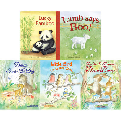Stories and Fun: 10 Kids Picture Books Bundle image number 2
