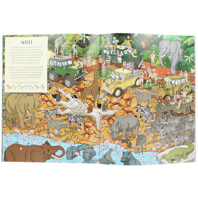 Wheres the Unicorn?: A Magical Search-and-Find Book image number 3