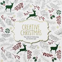 Creative Christmas Colouring Book