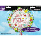 30 Inch Mothers Day Super Shape Helium Balloon image number 2