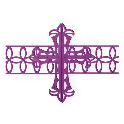 Gemini Elements Wrap Die - Ornate Cross image number 2