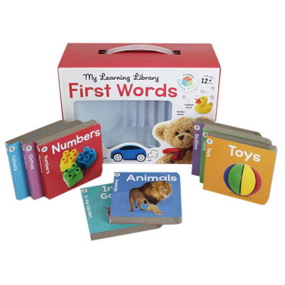My Learning Library: First Words image number 1