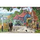 Country Bus 1000 Piece Jigsaw Puzzle image number 2