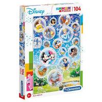 Disney Classics 104 Piece Jigsaw Puzzle