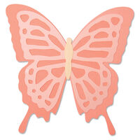 Layered Butterfly Sizzix Bigz Die Set