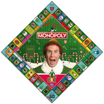Elf Monopoly Board Game image number 3