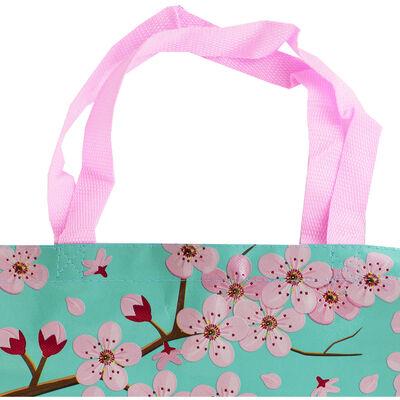 Cherry Blossom Giant Reusable Shopping Bag image number 2