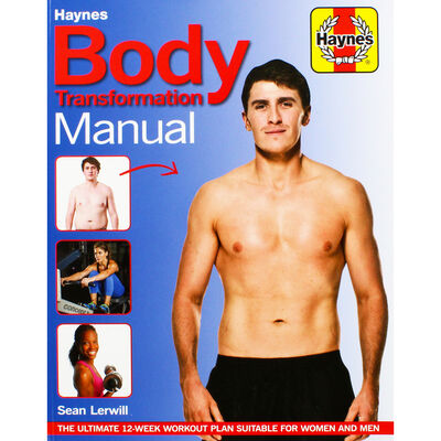 Haynes Body Transformation Manual image number 1