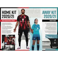 The Official AFC Bournemouth Annual 2021
