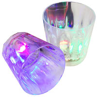 Colour Changing Shot Glasses: Pack of 2