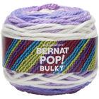 Bernat Pop Bulky Poppy Purple Yarn - 280g image number 1