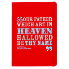 A5 Case Bound PU Our Father Which Art Notebook image number 1