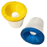 2 Non-Spill Paint Tubs