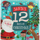 Santa's 12 Days Of Christmas Book image number 1