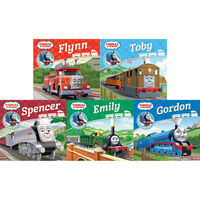 Thomas and Friends: 10 Kids Picture Books Bundle