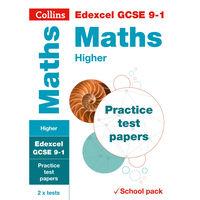 Edexcel GCSE 9-1: Maths Higher