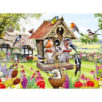 Birdhouse 500 Piece Jigsaw Puzzle image number 2