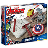 Marvel Avengers Excavation Kit